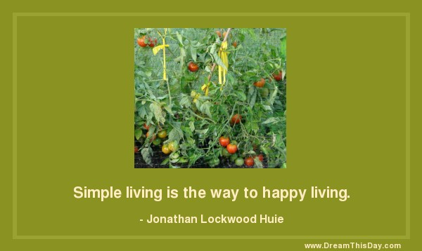 Quotes About Simple Life And Friendship Simple Life Quotes